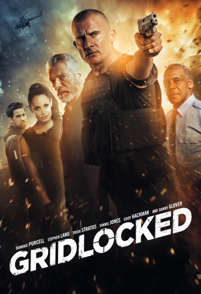 Gridlocked Poster _2