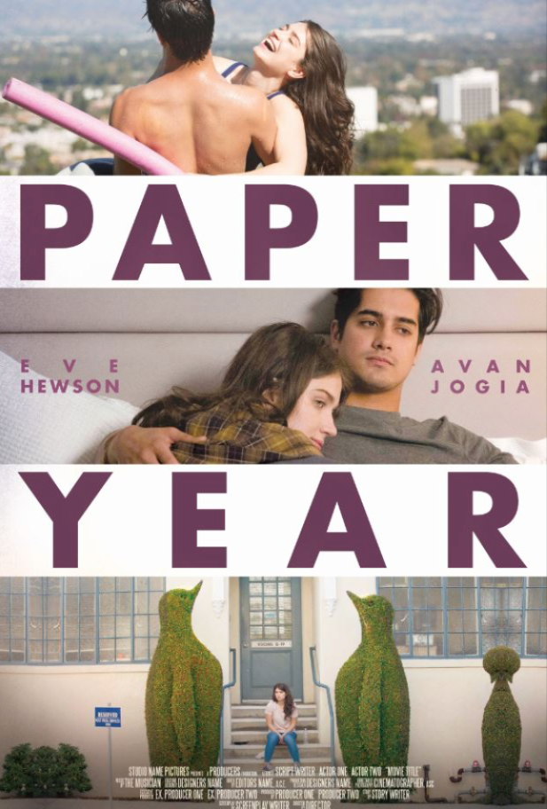 Paper Year Poster II