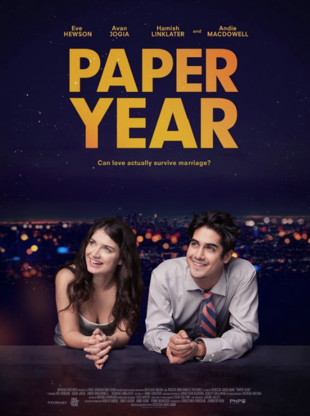 Paper Year Poster III